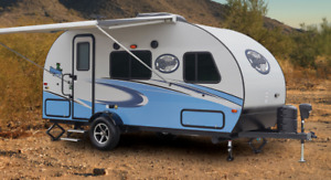 LOOKING FOR R-POD TRAILER
