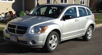 2009 Dodge Caliber SUV, Crossover