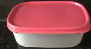 Tupperware Modular Mate Mini Rectangle 1 850ml Pink