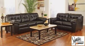 Brand NEW Alliston Chocolate Sofa & Loveseat! Call 705-253-1110