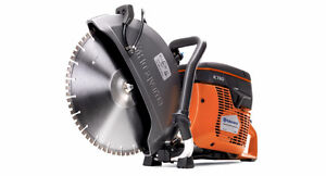 HUSQVARNA POWER SAWS ON SALE!!! @ SENSO RENTAL