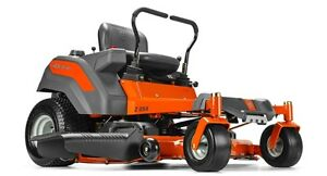 HUSQVARNA Z254 / Z246 ZERO TURN MOWER