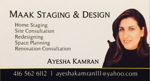 HOME STAGING/CONSULTATION