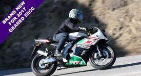 2017 17 RIEJU RS3 50 PRO RACING LC, CASTROL, BRAND NEW!
