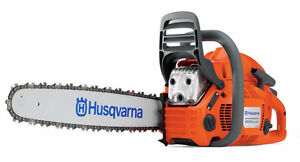 Need a New Chainsaw? We have Husqvarna Chainsaws in stock!