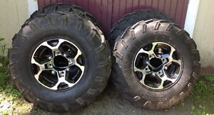 Tires & Wheels for Can Am Outlander