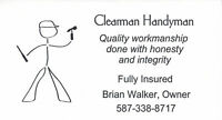 Clearman Handyman Services