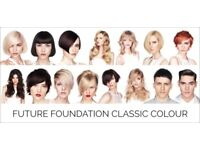COLOUR MODELS REQUIRED AT THE TONI AND GUY ACADEMY!