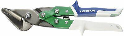 Lenox Tools 22207207 Right Offset Snips Green