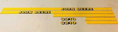 John Deere 6210 Hood Decals