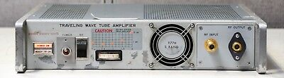 Hughes 1177h01f Traveling Wave Tube Amplifier