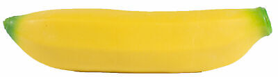 Stretch and Mold Banana - Squeezy Stretchy Fidget Stress Toy NEW  POLY BAGGED