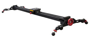 Konova-K2-100cm-Staffa-per-telecamera-Cursore-Dolly-Glider-compresa-Custodia