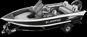 2016 Legend Boats 18 XCALIBUR ALL-IN PRICE, NO EXTRA FEES. $84./