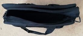 Good quality expandable briefcase , unused gift , suit over night use