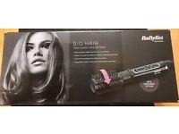 New Babyliss Big Hair brush blow dry