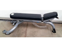 Matrix Fitness G3-FW80 Commercial Weigh Bench - Gym Equipment
