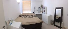 **LOVELY DOUBLE BEDROOM IN A FLAT TO SHARE**