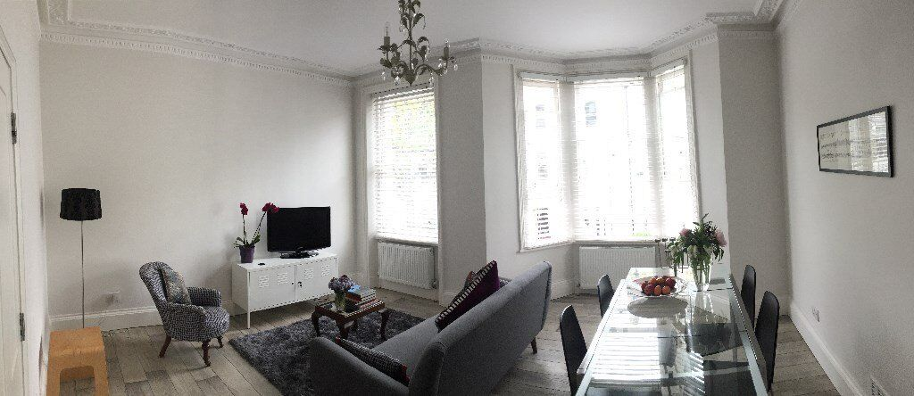 Stunning, fully refurbished one bedroom apartment in the heart of Parsons Green SW6