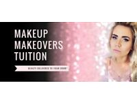 Mobile Makeup services in London: Makeup, Makeovers, Tuition