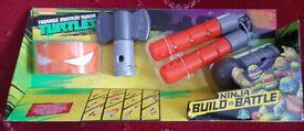 TMNT Build N Battle (Brand New)