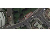 LAND / YARD / PARKING AVAILABLE IMMIDIATELY TO RENT / LET - PRIME LOCATION