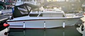 23 ft cleopatra cabin cruiser. Boat for sale