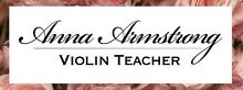 Violin Lessons - Anna Armstrong Maroochydore Maroochydore Area Preview