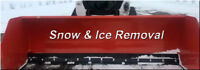 SNOW REMOVAL - Fast Reliable Friendly Service