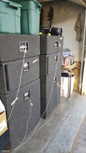 Carvin PA System