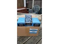 10 x 1 1/2 twinthread wood screws 200 per box also known as 5x40mm