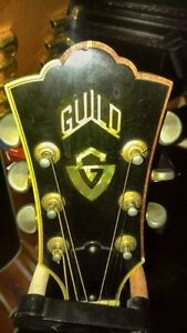 Guild J55 Acoustic With Pickup Peterborough Peterborough Area image 2