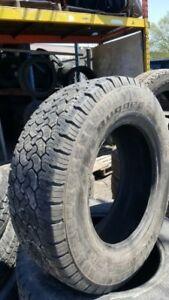 4 PNEUS BFGOODRICH RUGGED TRAIL T/A  LT 245 70 R 17