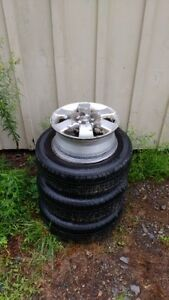 Toyota Corolla Rims and Tires