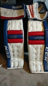 CCM/Reebok Intermediate Goalie Equipment