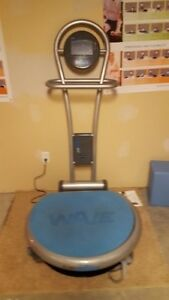 Wave Whole Body Vibration Air Reflex Machine