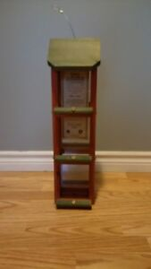 Thomas Handcrafted Bird Feeder - Brand New