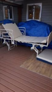 We are giving away a hospital bed