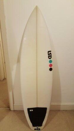 Surfboard: LSD Chubby Cheddar 5'11 Good Condition