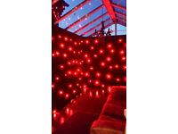 RGB Lighting Backdrop