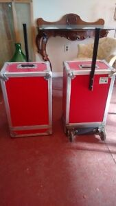 Like new Clydesdale heavy-duty road cases