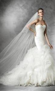Pronovias Mildred Wedding Dress (Price Reduced)