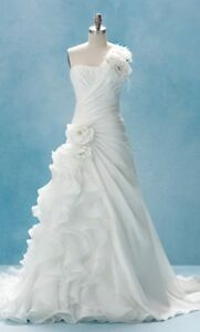 Disney's Ariel wedding gown by Alfred Angelo