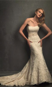 REDUCED PRICE - Size 10 Wedding Dress, Unaltered, Never Worn