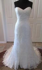 Maggie Sottero Wedding Dress $600 Prince George British Columbia image 1