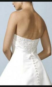 Casablanca Wedding dress. Brand new