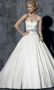 Maggie Sottero, Racheal, wedding dress 14-16 Ivory Ruse Campbelltown Area Preview