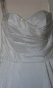 Brand new Ivory Sophia and Camille wedding gown