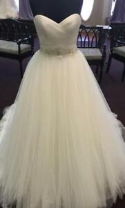 Maggie Soterro Wedding Dress- MAKE ANY OFFER