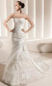 Beautiful LaSposa Madeira Size 2 Dress